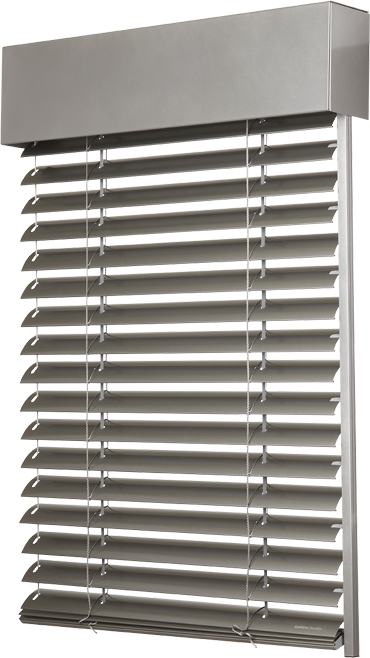 Detaily External blinds Cetta 65 not only for plastic windows