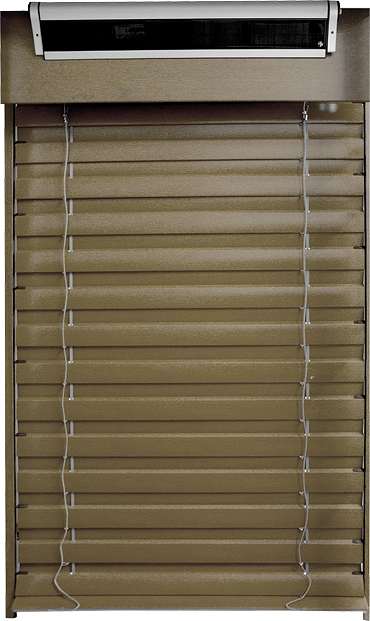 Detaily Design Variants of the Exterior Blinds