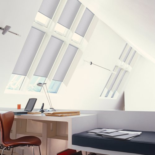 Inspirace Roller blind for roof windows R-Lite