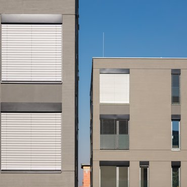 Inspirace Zetta 90 external horizontal blinds