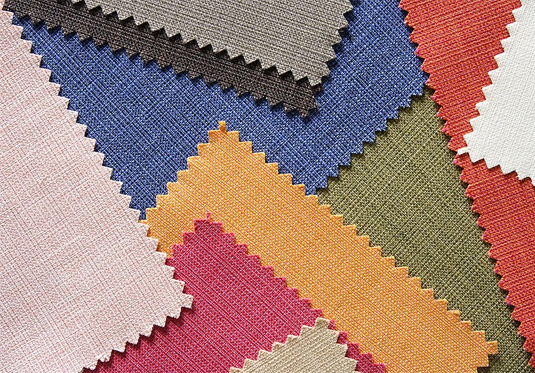 Screen fabrics collection extension