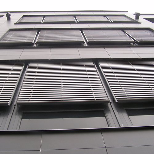 Inspirace Special Design of Exterior Blinds